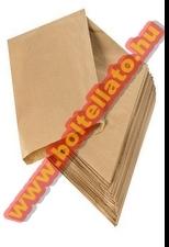 ab67c0d89703 Sütőipari papírtasak, papírzacskó 5/4kg 170mm x 245mm BARNA empty